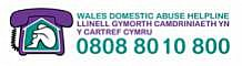Wales Domestic Abuse Helpline